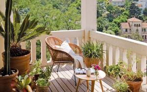 14 acogedoras ideas para decorar tu balcón