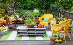 Consejos simples y creativos para decorar su jardín