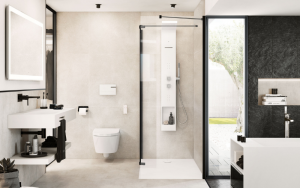 decorar un baño moderno