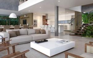 Ideas de decoración de salas minimalistas