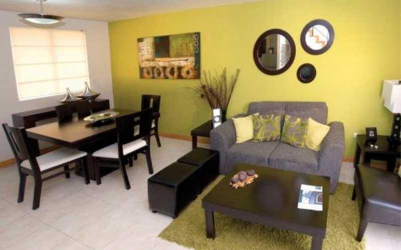 Ideas de salas comedor pequeñas elegantes y modernas - Decoratips