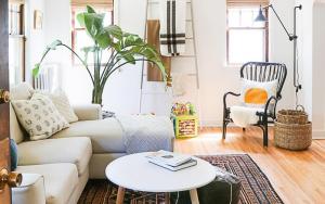 Ideas para salas estilo vintage