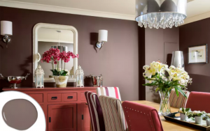Mejores colores para un salón comedor