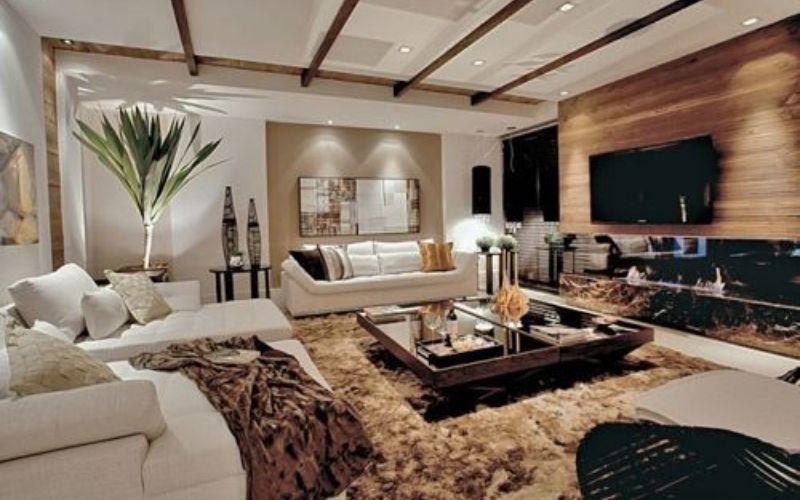 Bases para la decoración de interiores: Sala - Decoratips