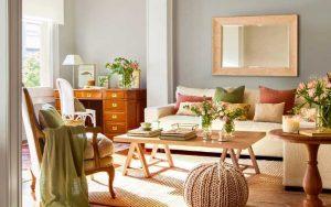 decorar un salon sencillo