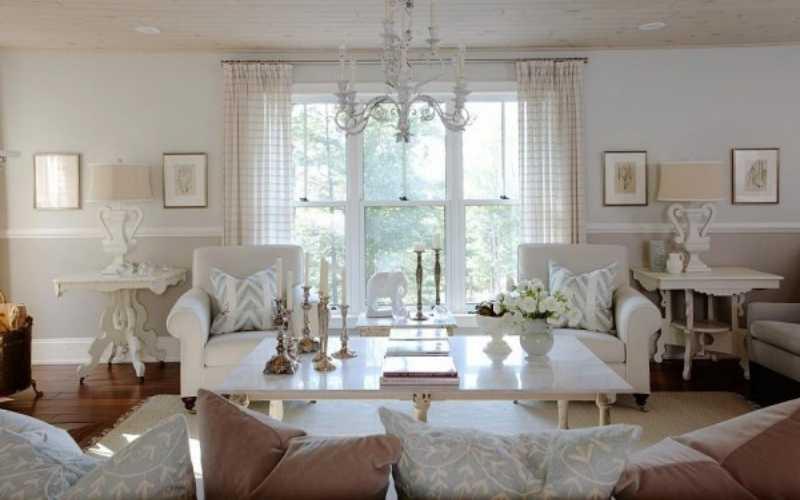 8 Tips para decorar salas grandes