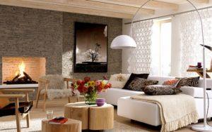 salas pequeñas y modernas