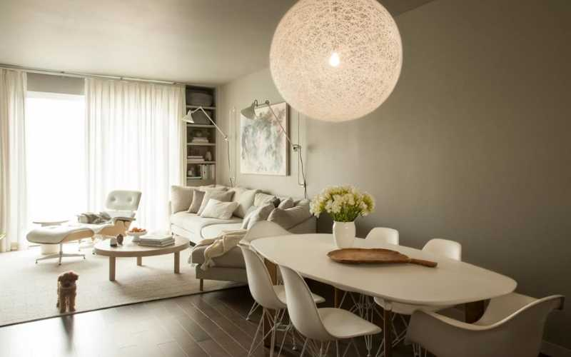 7 Ideas de sala y comedor sencillos - Decoratips