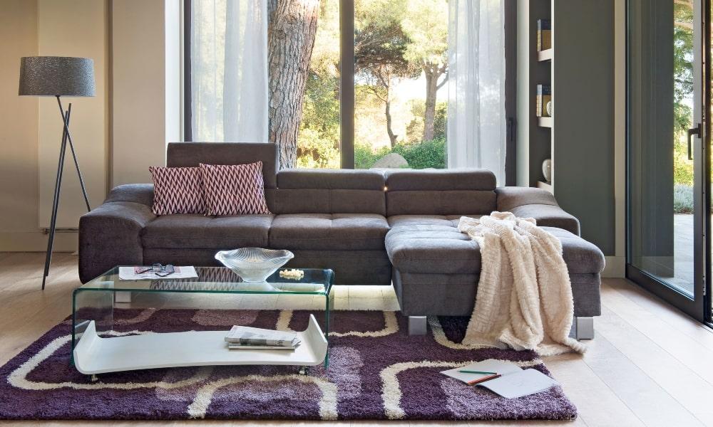 Añade Mucha luz a tu salón de 30 metros cuadrados