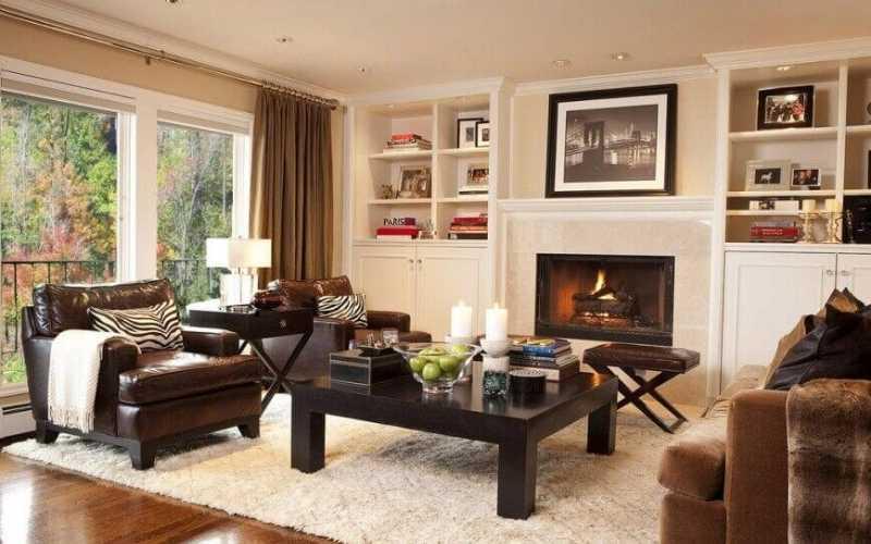 9 Tips para decorar tu salón de forma cálida