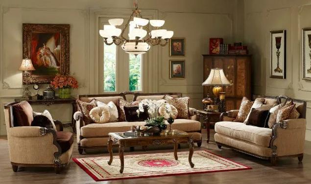 Las lámparas presentes en el estilo colonial y moderno