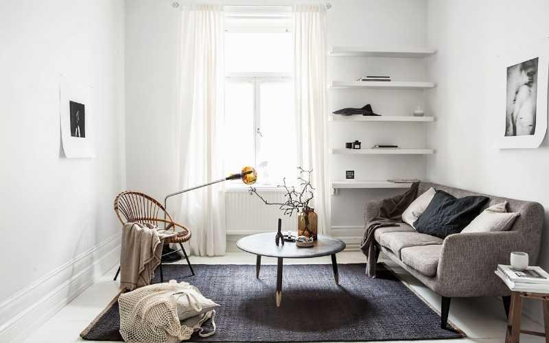 Tips para Salas minimalistas modernas - Decoratips