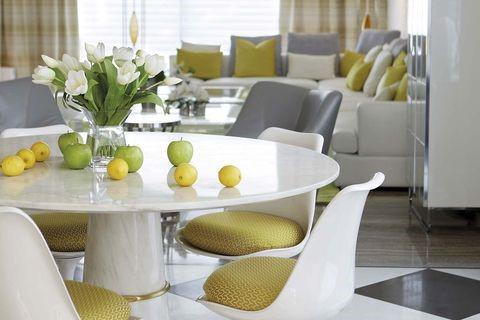 decoracion salon comedor grande con un estilo