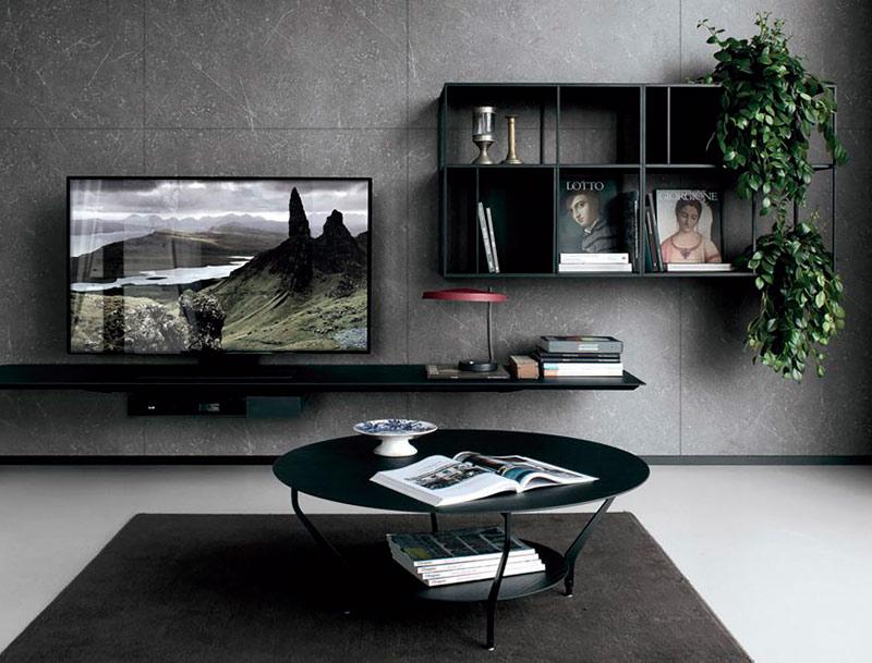 salon modernos elegante y lujoso