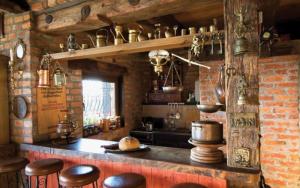 decoracion de cocinas con barra