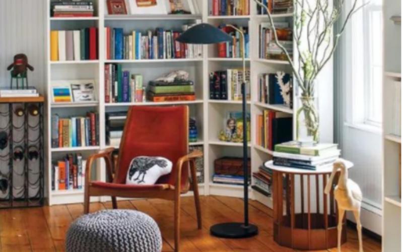 Tips para decorar una esquina del salón - Decoratips