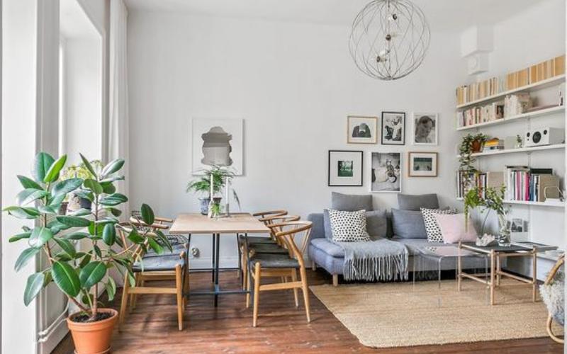 Tips para decorar un salón comedor de 20 metros cuadrados - Decoratips