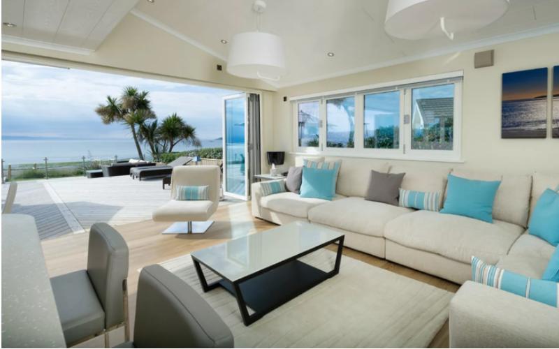 15 Ideas para decorar tu salón estilo Playero - Decoratips