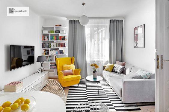 decorar un salón comedor de 20 metros cuadrados moderno