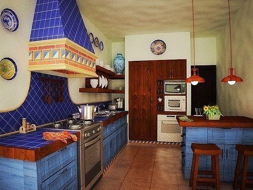 cocina mexicana sencilla