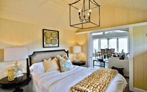 Ideas para decorar techos de dormitorios