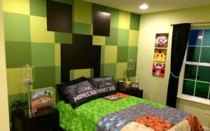 decoracion de habitaciones minecraft