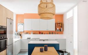 ideas para pintar cocina pequeña