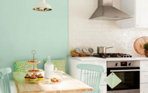 ideas para pintar paredes de cocina