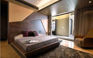 paredes de dormitorios revestidas
