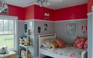 pinturas para dormitorios niños