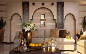 salones con decoracion arabe