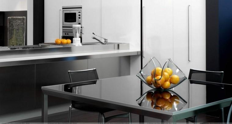 Con aroma a frutas para decorar una mesa de cocinas