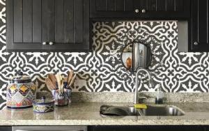 Ideas para pintar azulejos cocina