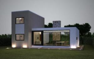 casas pequeñas y minimalistas