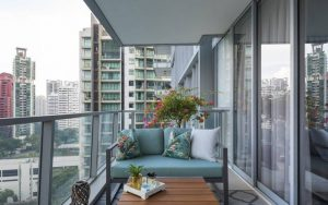 decoracion de balcones modernos