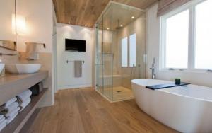 decoración de baños elegantes