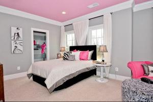 decoracion romantica para habitacion