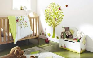 decoradas para habitaciones de bebés