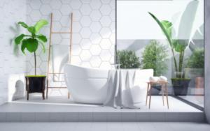 decorados con azulejos modernos
