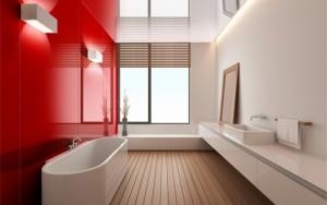 pinturas para baños modernos