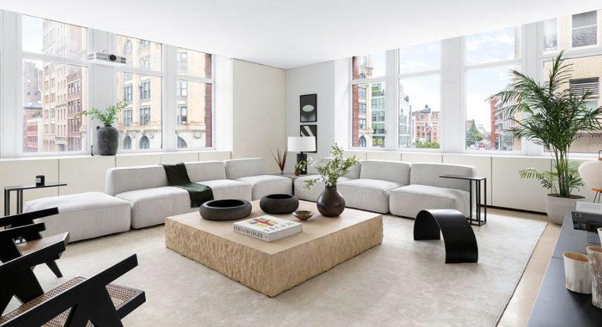 Salones modernos 2021 minimalista