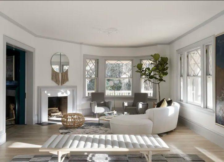 Espacia bien tu Salón minimalista y moderno