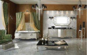 decoracion de baños antiguos
