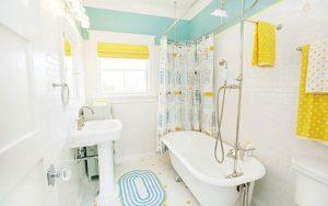 decoracion de baños para niños