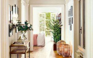 decoracion pasillos interiores