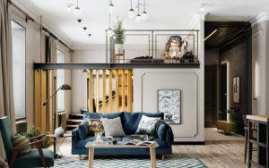 decorar loft de 70 metros cuadrados