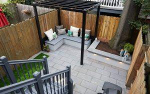ideas de patio pequeño