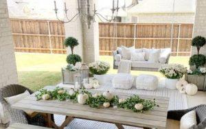 ideas para decorar tu porche