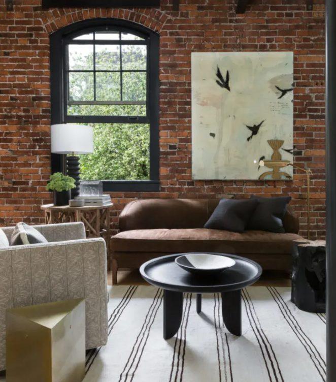 patrones para un salon moderno y minimalista