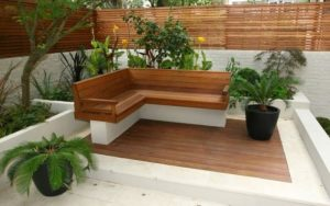 Ideas para arreglar un jardín pequeño